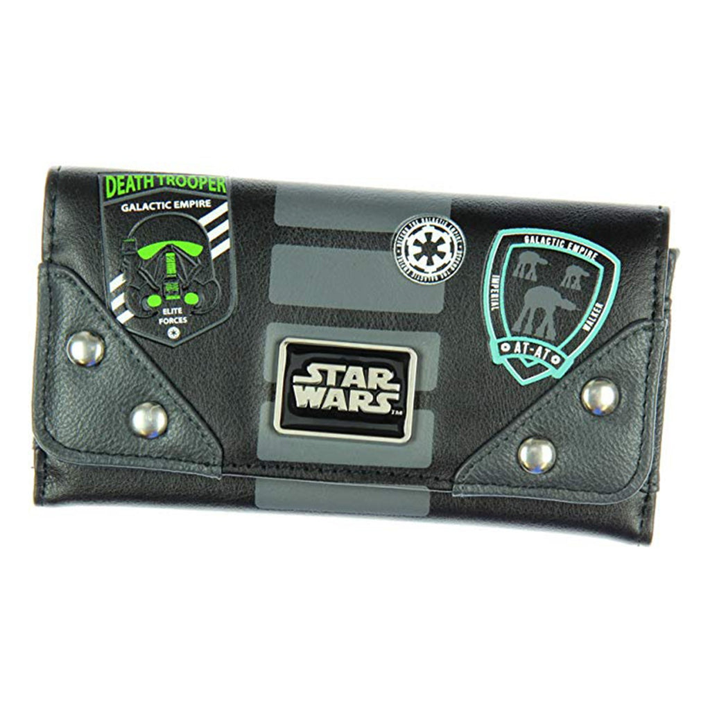 Star Wars Rogue One Empire Flap Wallet