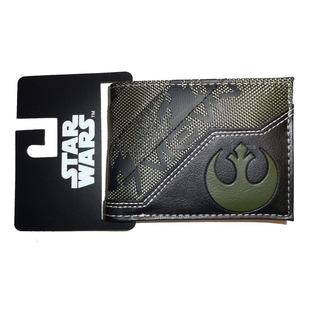 Star Wars Rogue One Rebel Bi-Fold Wallet