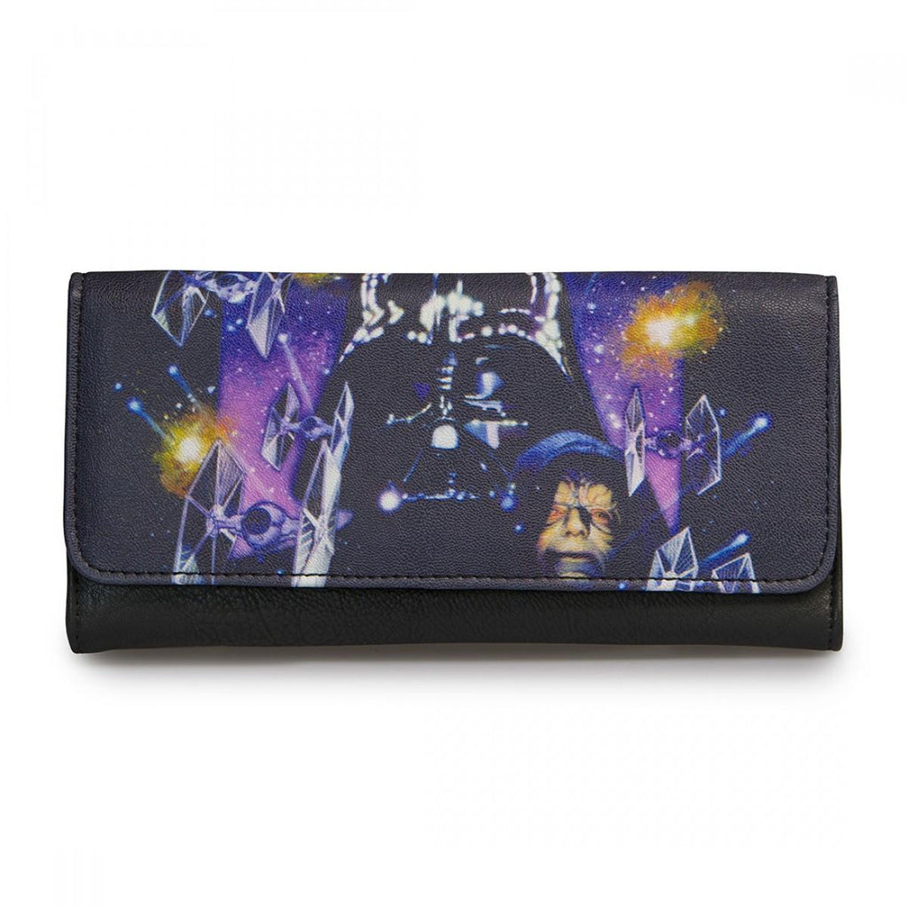 Star Wars Space Scene Wallet - Radar Toys