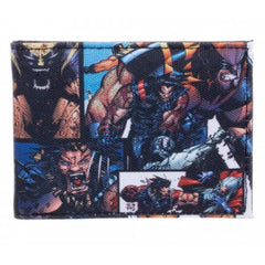 X-Men Sublimated Wolverine Bi-Fold Wallet - Radar Toys