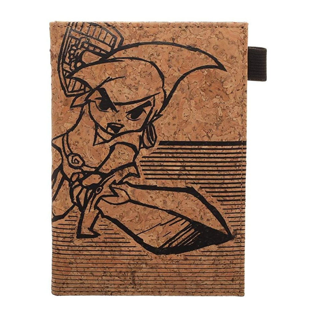 Zelda Link Sword Passport Traveler's Wallet