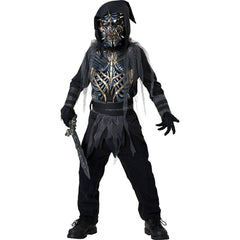 Child Death Warrior Costume - Radar Toys