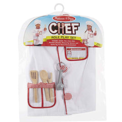 Youth Costumes - Melissa And Doug Chef Role Play Costume Set