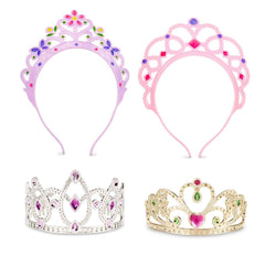Youth Costumes - Melissa And Doug Dress Up Tiaras Role Play Collection