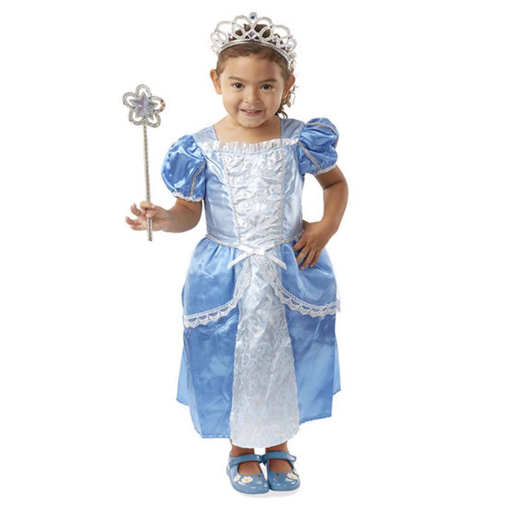 Youth Costumes - Melissa And Doug Royal Princess Role Play Set