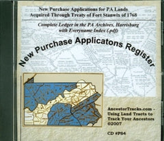New Purchase Applications Register, 1769