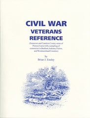 Civil War Veterans Reference