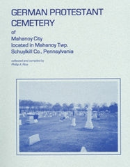 German Protestant Cemetery of Mahanoy City