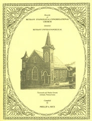 Church Records of the Bethany Evang. Congreg. Church