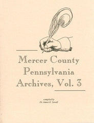 Mercer Co. Archives, Vol. 3 (Orphans Court)