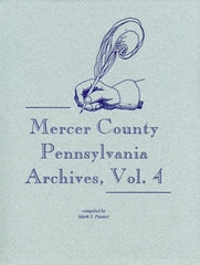 Mercer Co. Archives, Vol. 4 (Naturalizations)