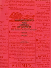 Advertisements and Notices of Interest fr Norristown, PA Newspapers, Vol. 2