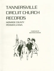 Tannersville Circuit Church Rec. (1859-1884)