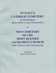 St. Paul's Catholic Cemetery and...