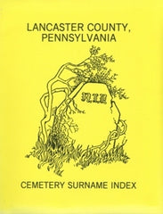 Lancaster County, PA Cemetery Surname Index