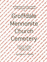 Groffdale Mennonite Church Cemetery