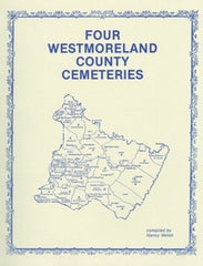 Four Westmoreland County, PA Cemeteries