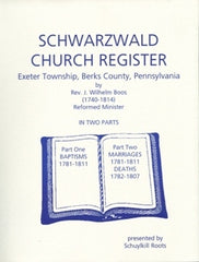Schwarzwald Church Register
