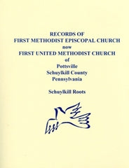 Records of First Methodist Episcopal Church