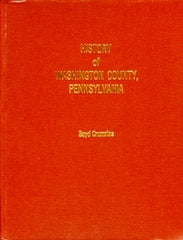 History of Washington County, PA