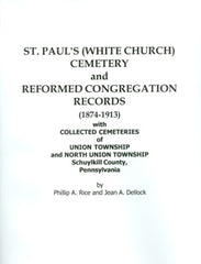 St. Paul's (White Church) and Ref. Congregation