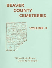 Beaver County, PA Cemetery Records, Vol. 2