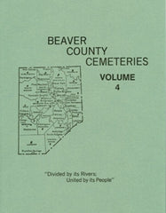 Beaver County, PA Cemetery Records, Vol. 4