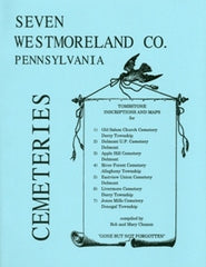 Seven Westmoreland County, PA Cemeteries