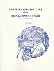 Pennsylvania Soldiers of the Revolutionary War