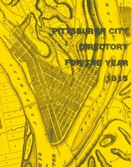 Directory of 1815, Pittsburgh and Vicinity