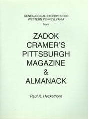 Genealogical Excerpts for Western Pennsylvania