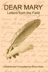 DEAR MARY - Letters from the Field