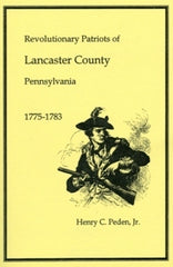 Revolutionary Patriots of Lancaster County, PA