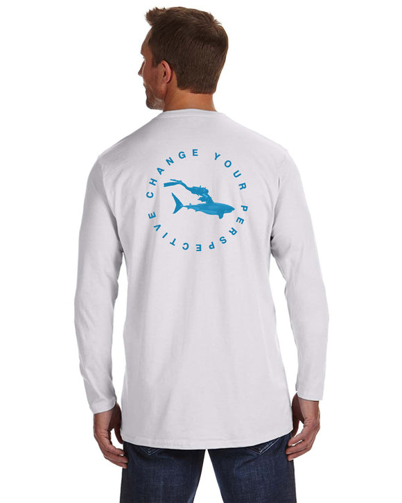 White Shark Long Sleeve