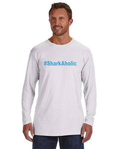 #SharkAholic Long Seleeve