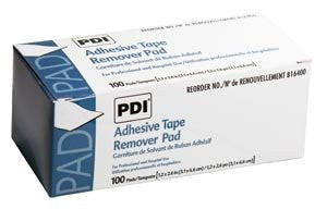 Pdi Adhesive Tape Remover Pad Packet