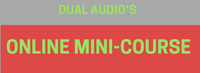 Sound Mini-Course