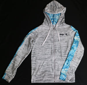 Iconic Palm Zip-Up Hoodie