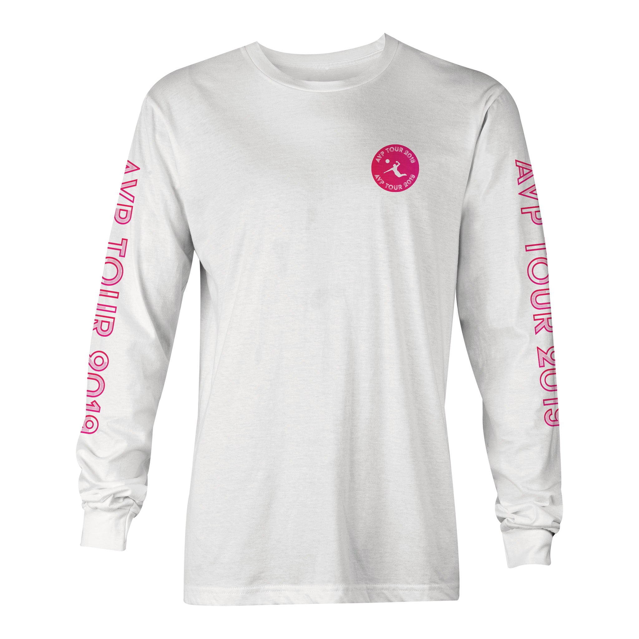 Classic Retro Tour Long Sleeve