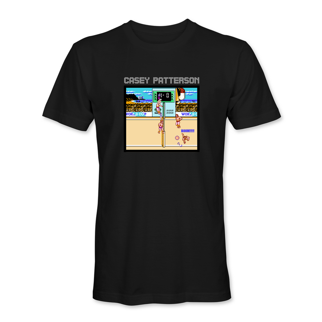 Casey Patterson - Boom Classic Vintage Tee