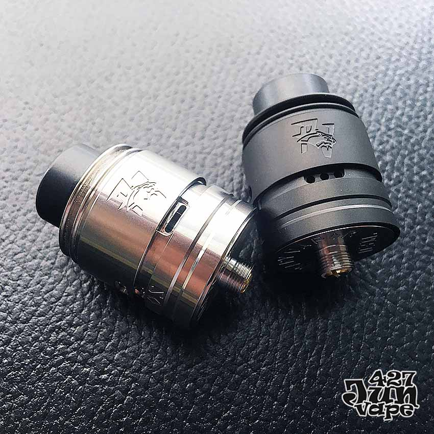 100% Authentic Pontos RDA 25mm Special Airflow 6 Coil Holes Deck Free  Shipping