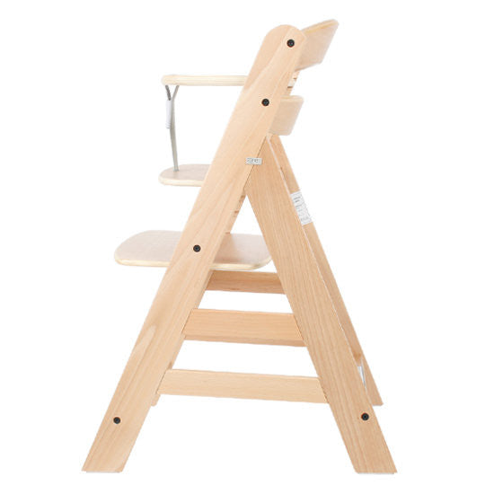 Hauck Alpha Wooden Highchair for Babyology Readers