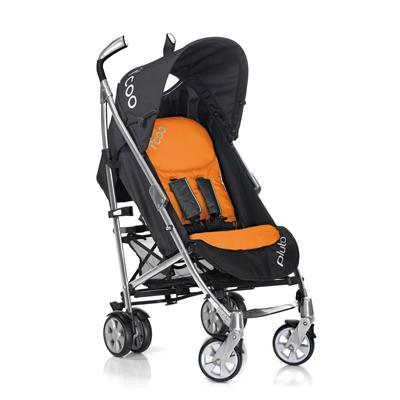 i'coo Seatpad for Strollers in Orange