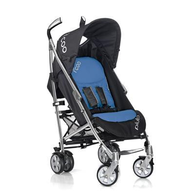 i'coo Seatpad for Strollers in Blue