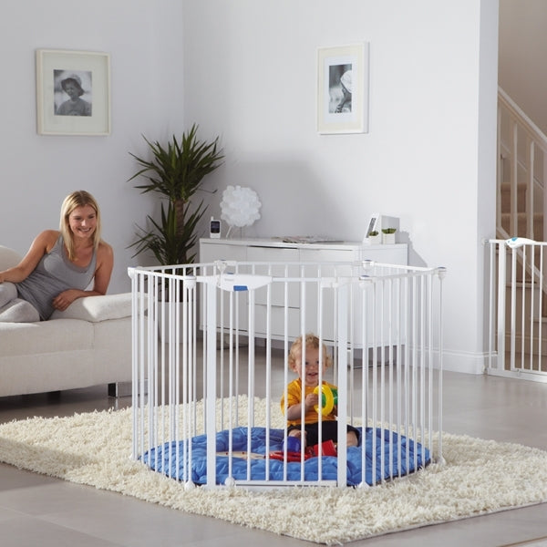 Lindam Playpen - Safe and Secure Playpen