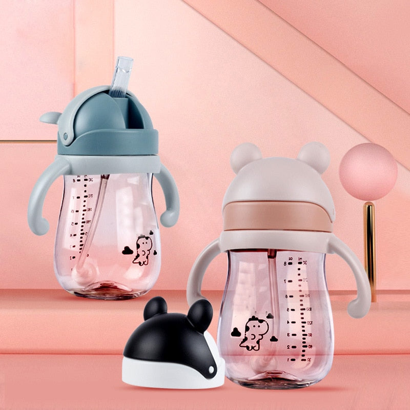 240ml & 300ml Drink Bottle
