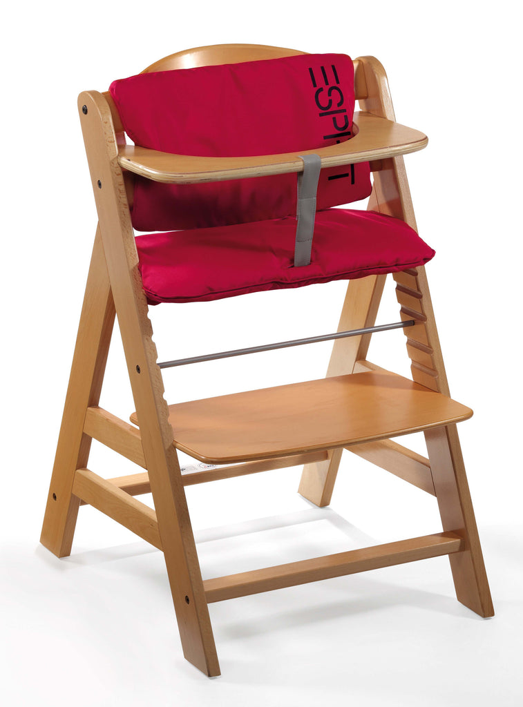 Hauck Alpha Esprit Highchair Seatpad Red