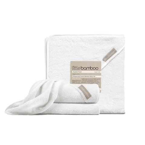 Little Bamboo - Hooded Towel 1 pk