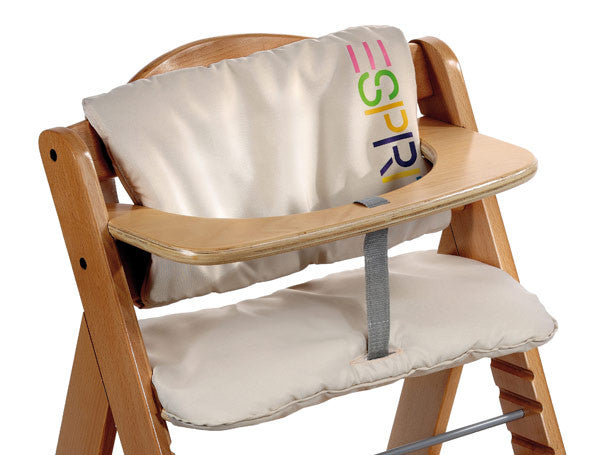 Hauck Alpha Esprit Highchair Seatpad Cream