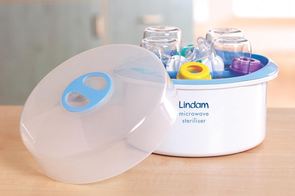 Lindam Microwave and Cold Water Steriliser